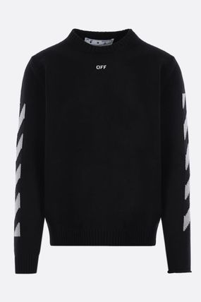 Off-White Sweaters Street Style Sweaters 2