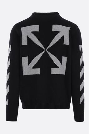 Off-White Sweaters Street Style Sweaters 3