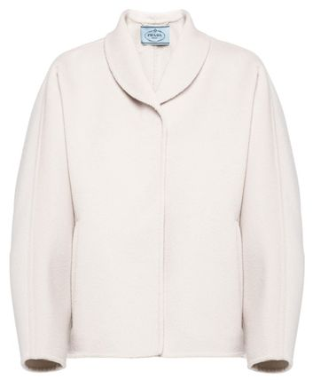 PRADA Wool Plain Jackets