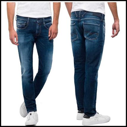 REPLAY More Jeans Denim Street Style Logo Jeans