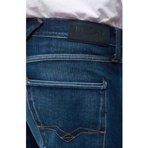 REPLAY More Jeans Denim Street Style Logo Jeans 9