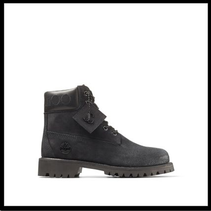 Jimmy Choo Mountain Boots Casual Style Plain Party Style Outdoor Boots