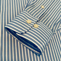 POLO RALPH LAUREN Shirts Button-down Stripes Long Sleeves Cotton Surf Style Shirts 4