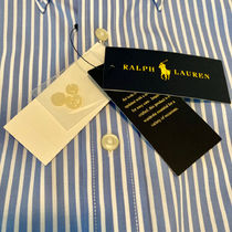 POLO RALPH LAUREN Shirts Button-down Stripes Long Sleeves Cotton Surf Style Shirts 5