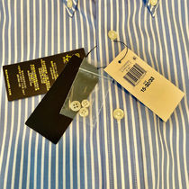 POLO RALPH LAUREN Shirts Button-down Stripes Long Sleeves Cotton Surf Style Shirts 6