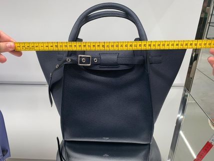 CELINE Big Bag Plain Handbags