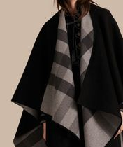 Burberry Other Plaid Patterns Ponchos & Capes