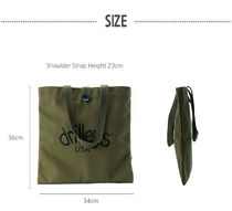 drilleys Shoppers Street Style Logo Shoppers 7