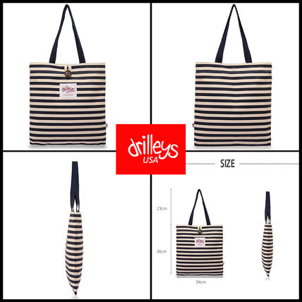 drilleys Shoppers Street Style Logo Shoppers
