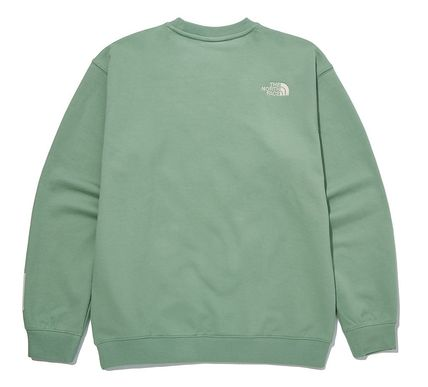 THE NORTH FACE Sweatshirts Unisex Street Style Outdoor Sweatshirts 3