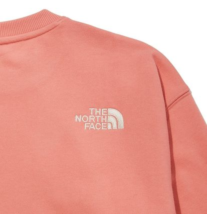 THE NORTH FACE Sweatshirts Unisex Street Style Outdoor Sweatshirts 10