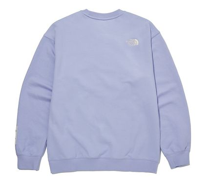 THE NORTH FACE Sweatshirts Unisex Street Style Outdoor Sweatshirts 12