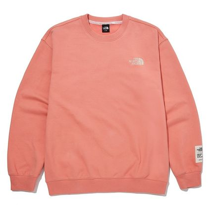 THE NORTH FACE Sweatshirts Unisex Street Style Outdoor Sweatshirts 6