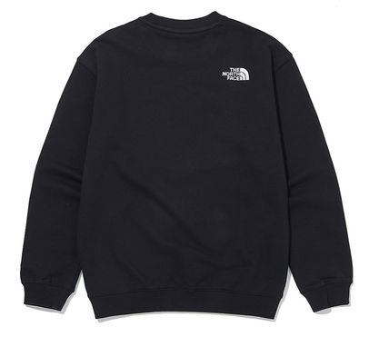 THE NORTH FACE Sweatshirts Unisex Street Style Outdoor Sweatshirts 16