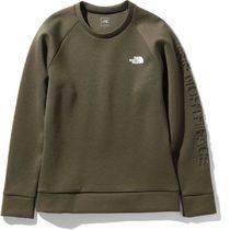 THE NORTH FACE Sweatshirts Unisex Long Sleeves Plain Logo Outdoor Sweatshirts 5