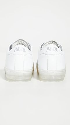 P448 Sneakers Street Style Leather PVC Clothing Dad Sneakers Logo Sneakers 3