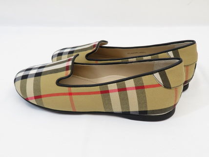 Burberry BURBERRY Children Vintage Checked Slip-on #4076321