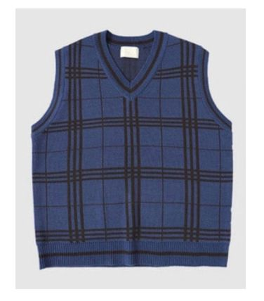 Vests & Gillets Unisex Street Style Oversized Vests & Gillets 3