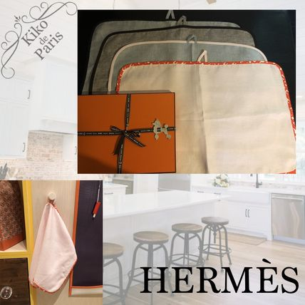 HERMES petit h Tablecloths & Table Runners