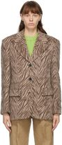 We11Done Casual Style Wool Office Style Jackets