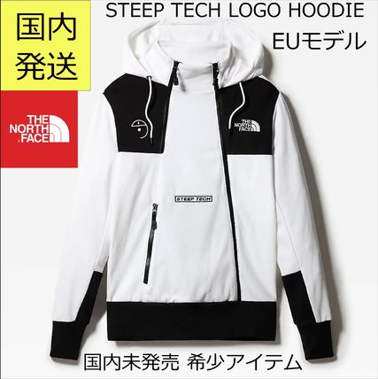 THE NORTH FACE Hoodies Plain Logo Outdoor Hoodies