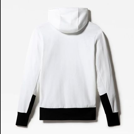 THE NORTH FACE Hoodies Plain Logo Outdoor Hoodies 2