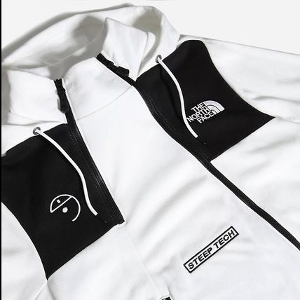 THE NORTH FACE Hoodies Plain Logo Outdoor Hoodies 3