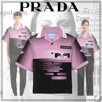 PRADA Shirts Luxury Shirts