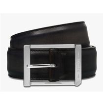 Berluti Casual Style Leather Office Style Formal Style  Logo Belts