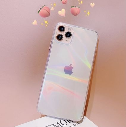 Plain Silicon iPhone X iPhone 11 Smart Phone Cases
