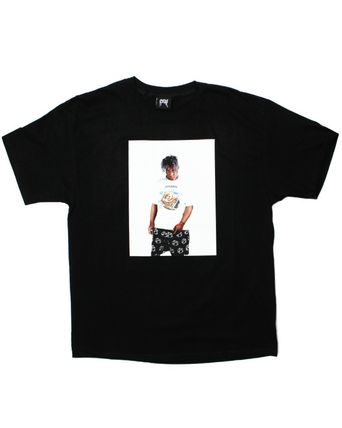 Juice WRLD 999 Club × Revenge Photo T-Shirt