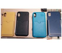 LOEWE Leather iPhone X iPhone XS Smart Phone Cases