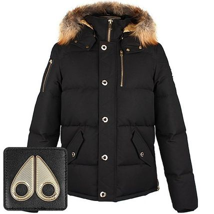 Street Style Plain Down Jackets