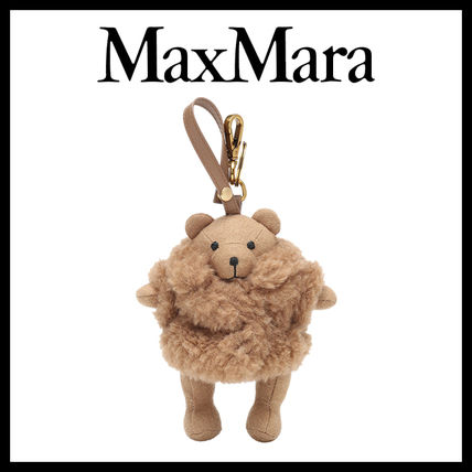 MaxMara Keychains & Bag Charms