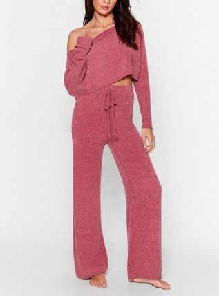 Plain Co-ord Loungewear Lounge & Sleepwear