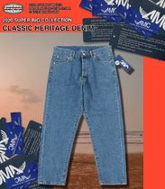 Paragraph More Jeans Unisex Street Style Jeans 4