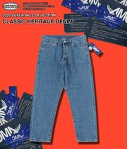 Paragraph More Jeans Unisex Street Style Jeans 5