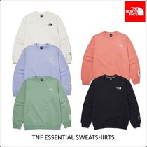 THE NORTH FACE Unisex Long Sleeves Outdoor Sweatshirts