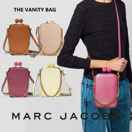 MARC JACOBS Casual Style Unisex Street Style Vanity Bags 2WAY Plain