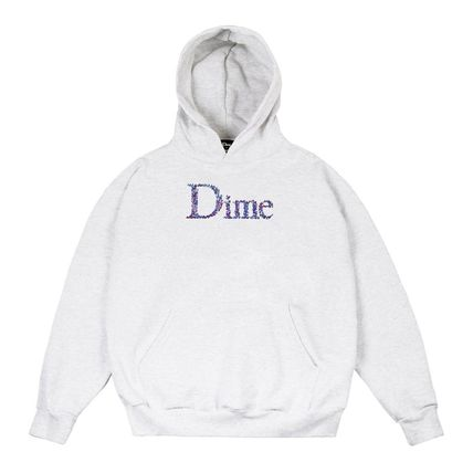 Dime Hoodies Pullovers Unisex Sweat Street Style Long Sleeves Plain 3