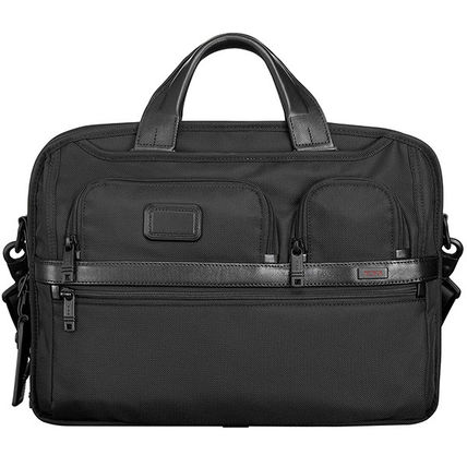 TUMI A4 Plain Logo Business & Briefcases