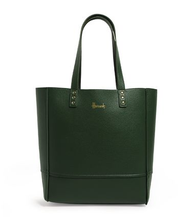 Casual Style Bag in Bag A4 2WAY Plain Office Style