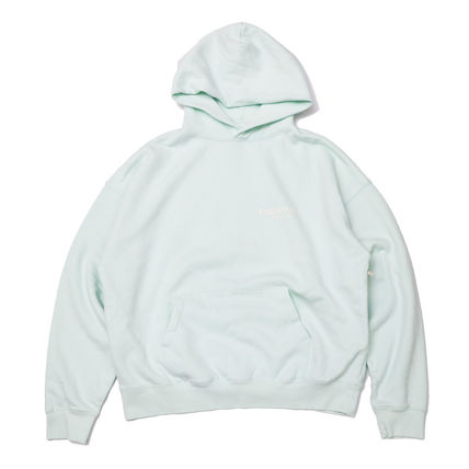 FEAR OF GOD Hoodies Street Style Long Sleeves Cotton Logo Hoodies 9