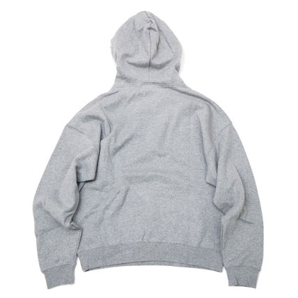 FEAR OF GOD Hoodies Street Style Long Sleeves Cotton Logo Hoodies 12