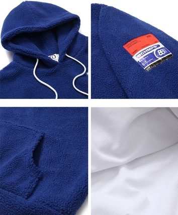 Born Champs Hoodies Pullovers Unisex Street Style Long Sleeves Oversized Logo 11