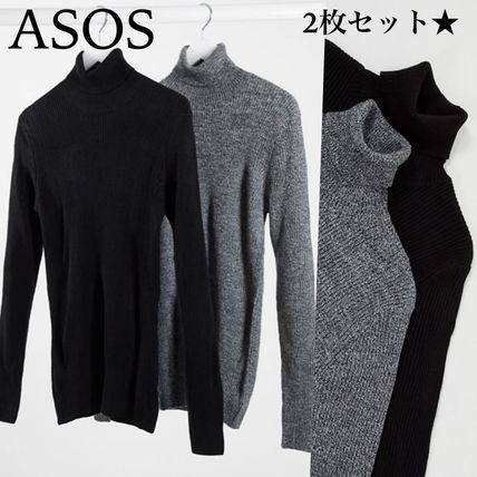 ASOS Sweaters Long Sleeves Plain Sweaters