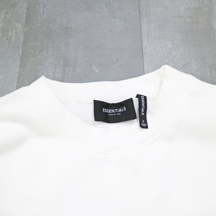 FEAR OF GOD Sweatshirts Street Style Long Sleeves Sweatshirts 6