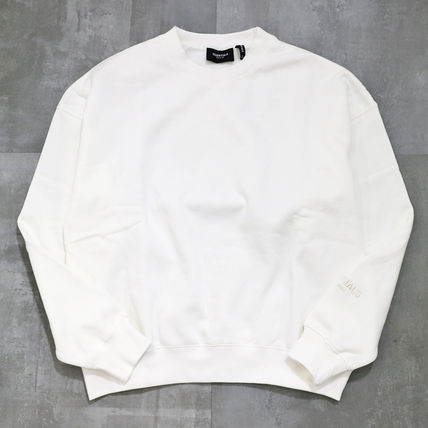 FEAR OF GOD Sweatshirts Street Style Long Sleeves Sweatshirts 8