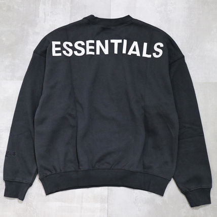 FEAR OF GOD Sweatshirts Street Style Long Sleeves Sweatshirts 10