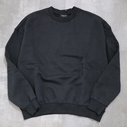 FEAR OF GOD Sweatshirts Street Style Long Sleeves Sweatshirts 16
